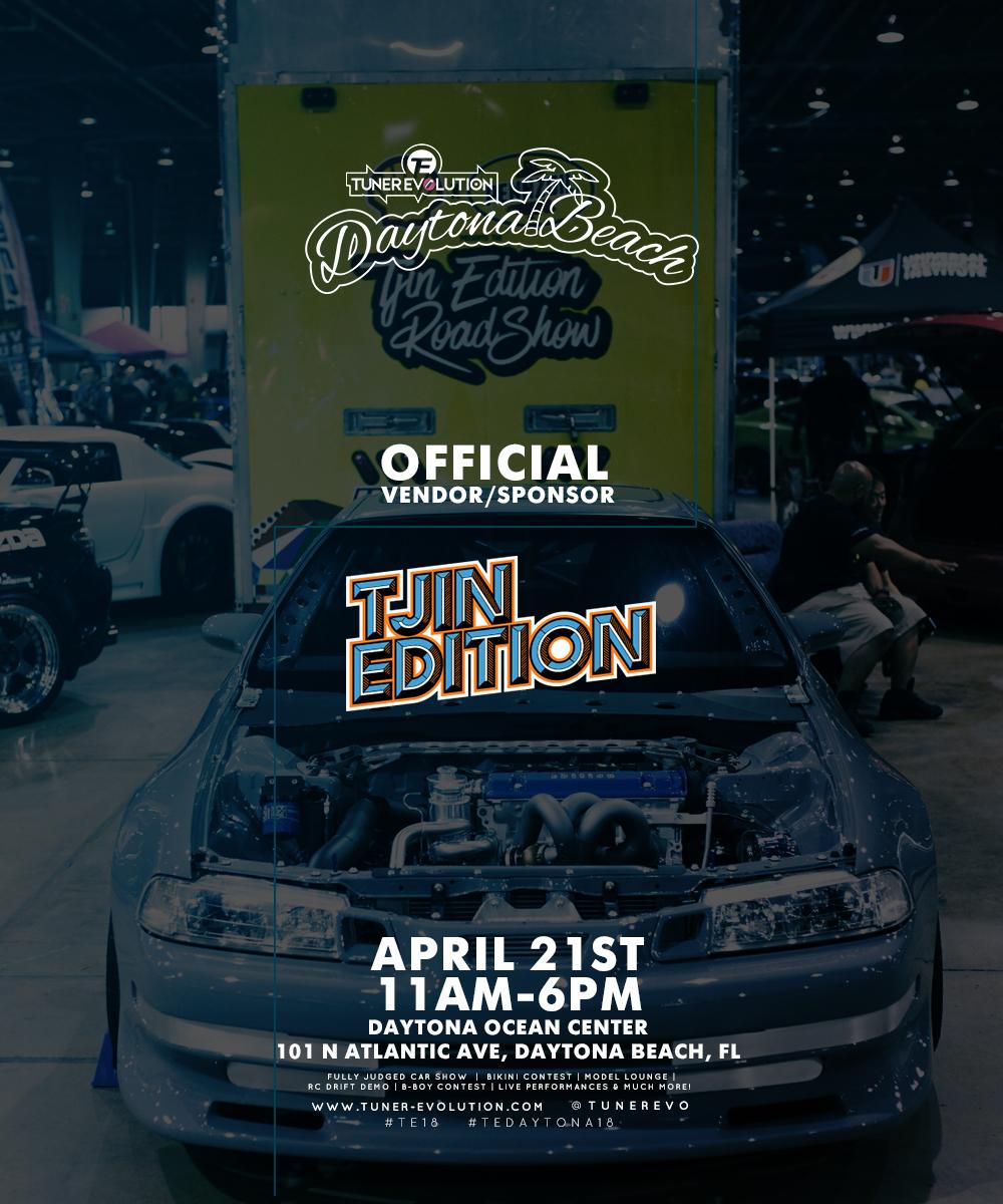 Tuner Evolution Daytona Beach - Car show daytona beach 2018