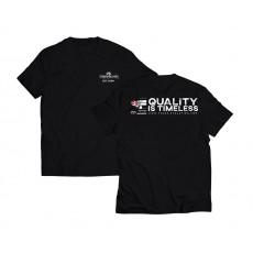 2018 Quality is Timeless T-Shirt