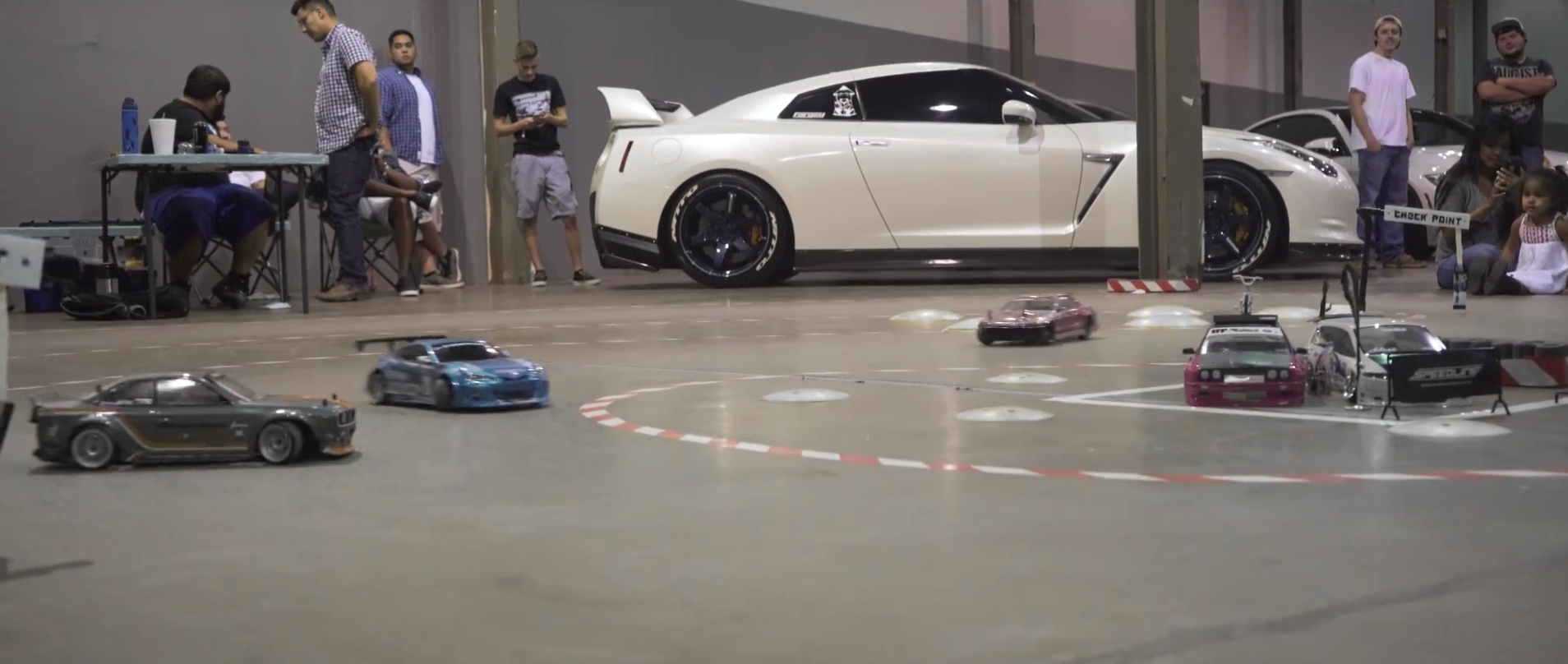 RC Drift Demo/Comp